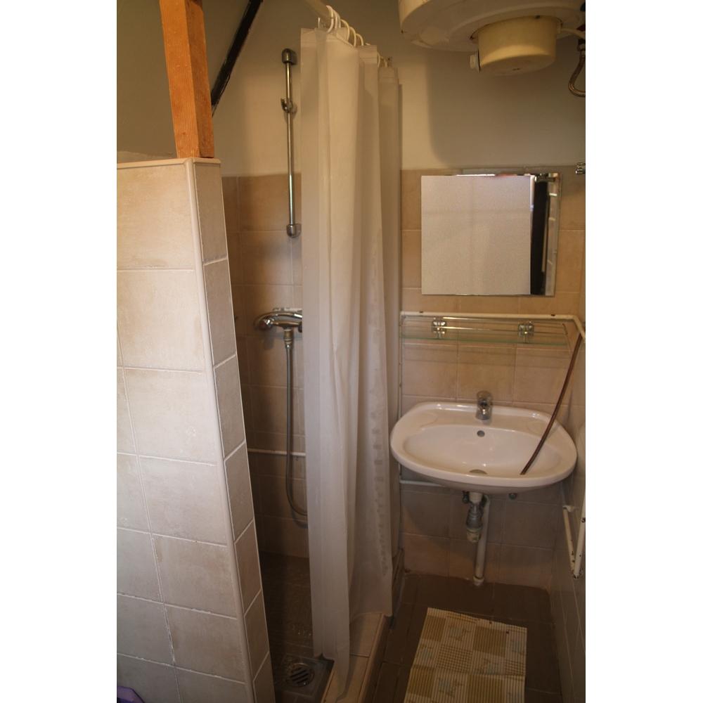 Galyatető faház fürdőszoba