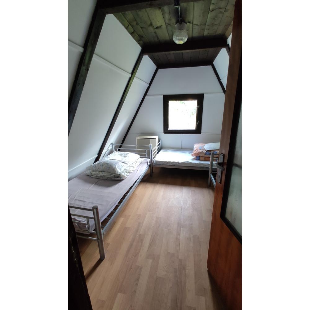 Kékestető Apartman belülről (emeleti szoba)