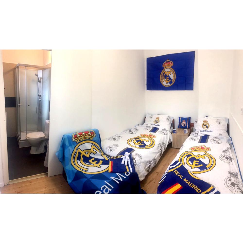 Real Madrid kétágyas szoba